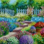 Вырастить свой сад на Земле
