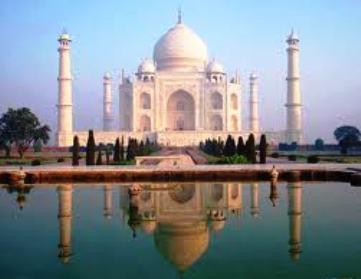 Тадж Махал - великий памятник великой любви