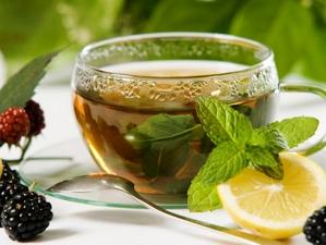 за чашкой чая