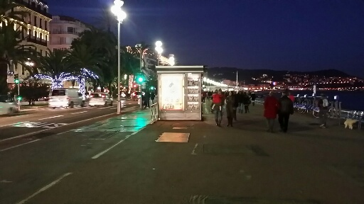 Променад в Ницце