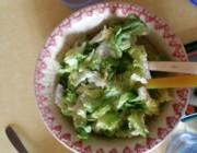 Французы всегда едят салат на обед