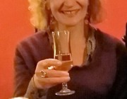 Я с шампанским